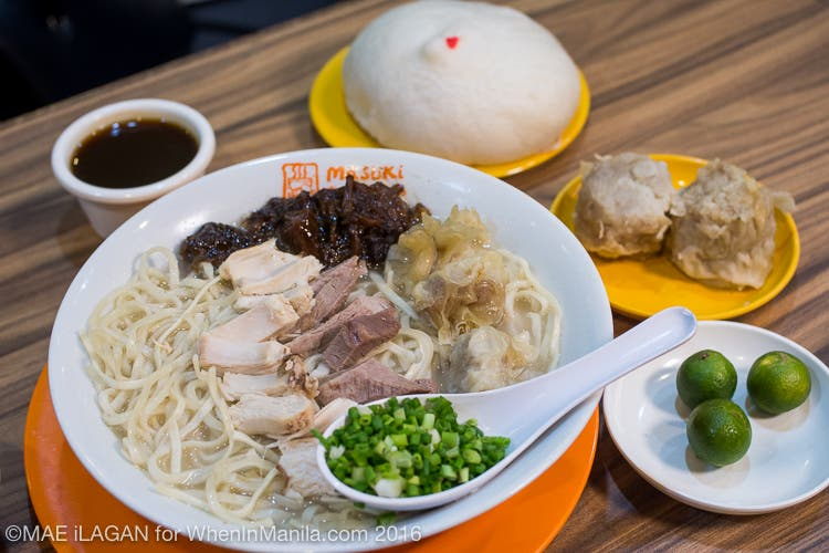 Mami Noodles Lucky Chinatown Mall Sincerity Masuki Tao Yuan Shi Lin Mae Ilagan (28 of 73)