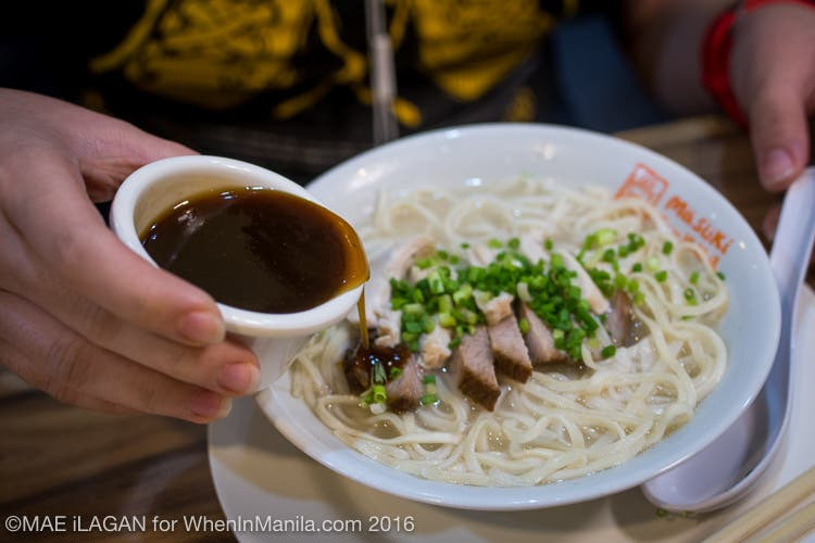 Mami Noodles Lucky Chinatown Mall Sincerity Masuki Tao Yuan Shi Lin Mae Ilagan (36 of 73)
