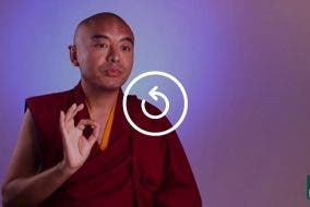 Mingyur Rinpoche Meditate to Fight Stress: This Buddhist Master Shows You How to Meditate Anywhere