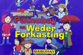 PAGASA Weather Dictionary