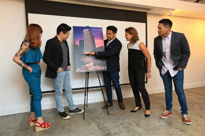 The Ellis Residential Condominium Salcedo Village Makati Megaworld