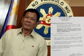 "No More Addressing the President as ""Excellency"" and ""Honorable"" in Duterte Administration"