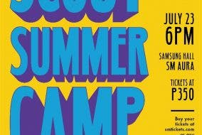 "Scout Summer Camp: Celebrate Scout Magazine's Second Birthday ""Outdoors"" on July 23rd!"