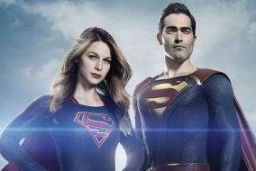 Superman on Supergirl