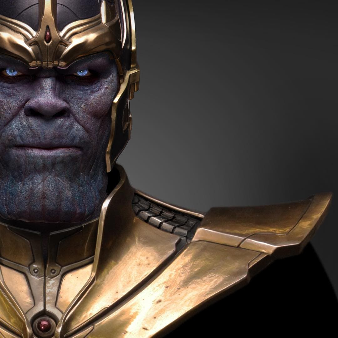 Is This What Thanos Will Look Like in the Next Two Avengers