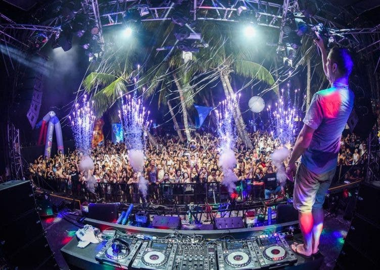 ZoukOut Boracay 2016: Summer's Ultimate Dance Festival that Brought Kaskade, Dubvision, and More