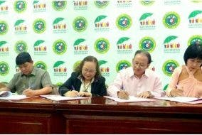 Smashing the Stigma: DOH Signs Agreement with as Part of their Mental Health Initiative