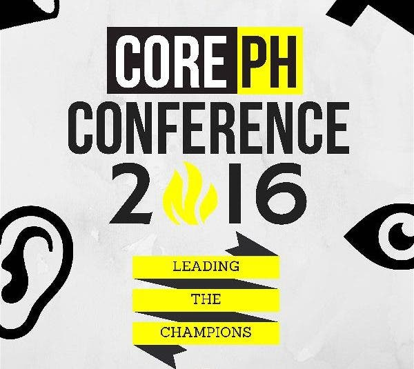Core PH Conference 2016: Leading the Champions