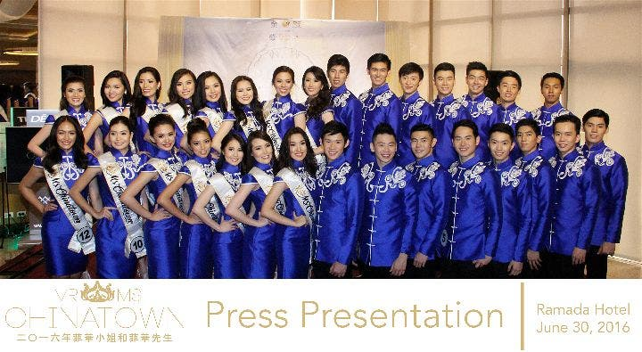 Mr. and Ms. Chinatown Philippines Welcomes 30 New Hopefuls for Month-Long Pageant