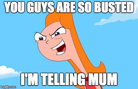 phineas and ferb conspiracy theory