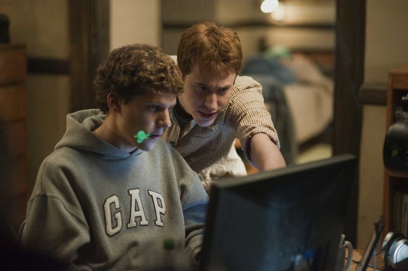 motivation movies - the social network