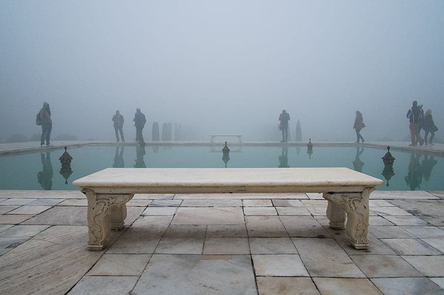 Oliver Curtis Photography Photographer Captures World's Most Popular Tourist Sites Backwards