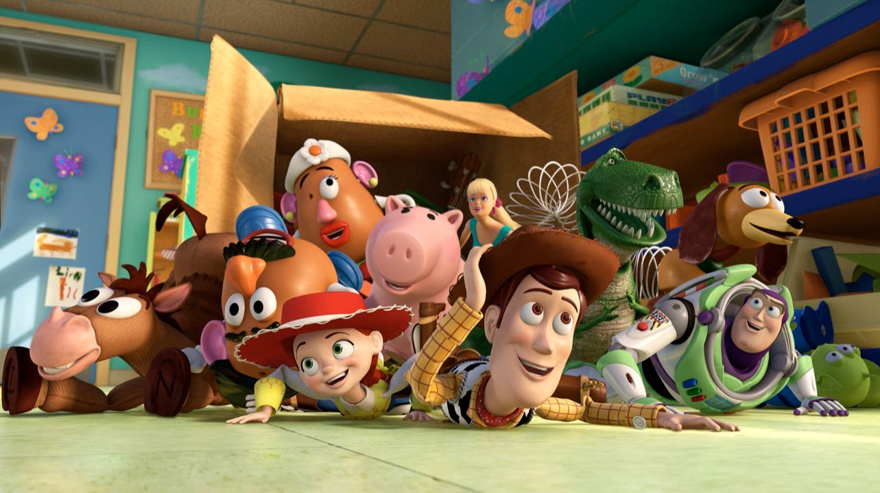 TOY STORY 3 conspiracy theory