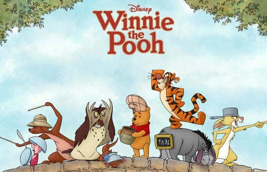 winnie the pooh conspiracy theory