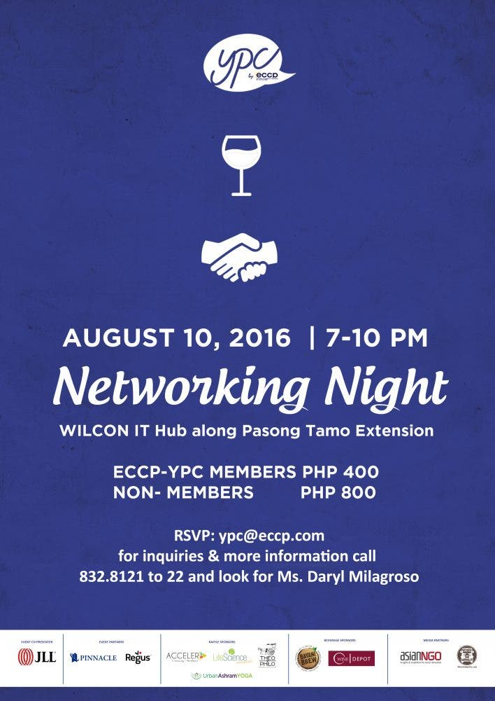 ypc-networking-night_poster (1)