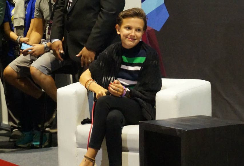 11 Things We Learned About Stranger Things From Millie Bobby Brown at AsiaPOP Comicon 12