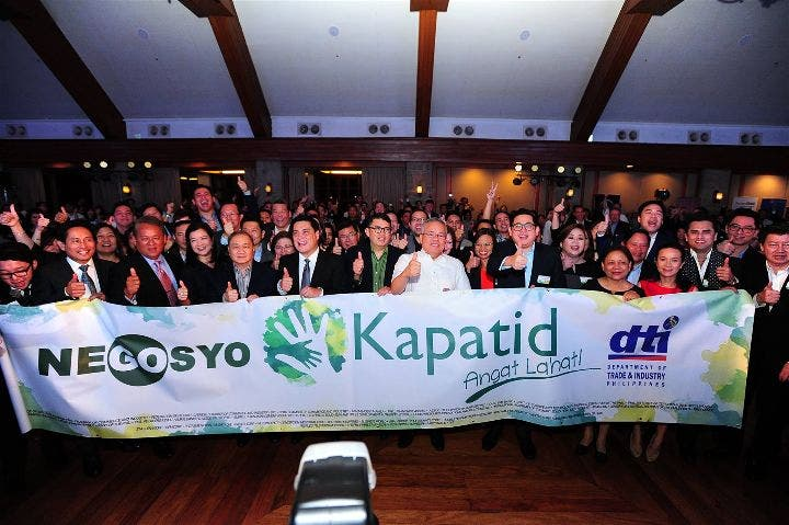 """Prosperity for All: Go Negosyo Launches """"KAPATID"""" Program for Micro and Small Entrepreneurs"""