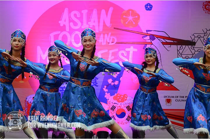 asian chinese dance