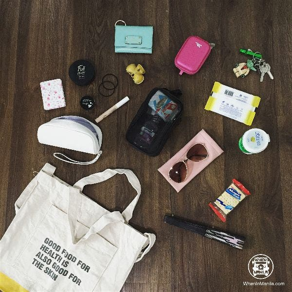 What's In My Bag: The Five Kinds of Modern Filipinas