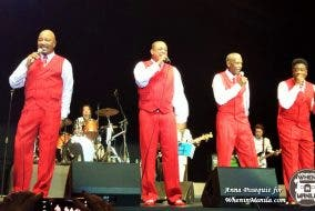 Soulful night f R & B with the Stylistics