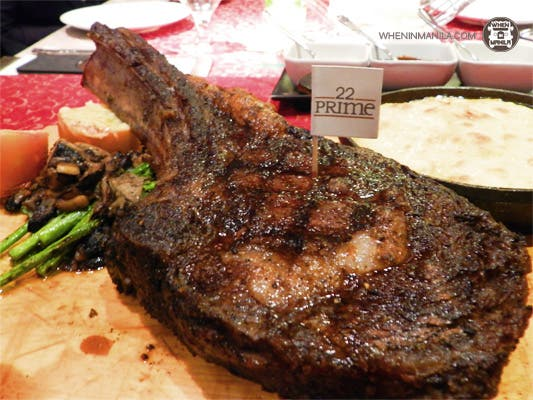 22 Prime: Melt in your Mouth Steaks at an Award-Winning Restaurant