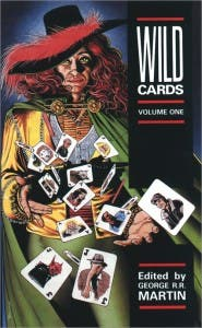 Game of Thrones Writer George R.R. Martin Has Another Book Series Coming to Television The Wild Card
