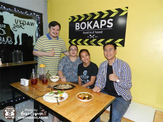 Tasty and Affordable Wagyu Meals at Bokaps Kapitolyo