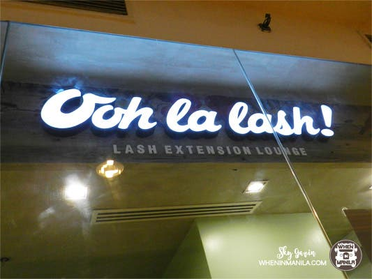 Ditch the Falsies and go for Eyelash Extensions at Ooh La Lash