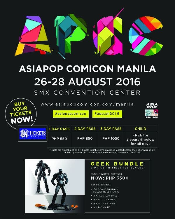 """Teen Wolf"" Star Holland Roden at the AsiaPOP Comicon Manila 2016!"