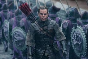 TRAILER: Matt Damon Stars in Another Epic Action Film The Great Wall