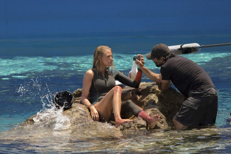The Shallows Blake Lively shooting