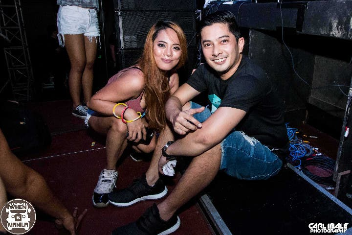 Jacko Wacko Music Fest, a Night of Music and Raves - Carl Ibale Photography