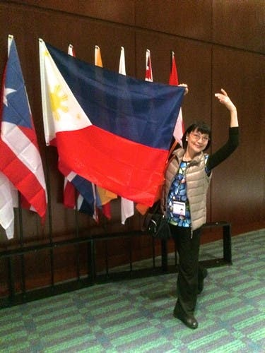 2 Filipina Ballet Dancers Pirouette to Glory at the World Ballet Competition