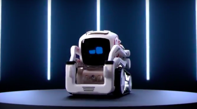 4a945648ef8fba Robotics company Anki has created a robot called Cozmo that boasts of a  human personality. Cozmo can show happiness