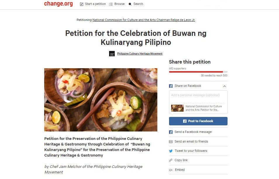 Culinary Heritage Petition_2