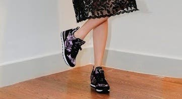 Dress and Sneakers Combo 3