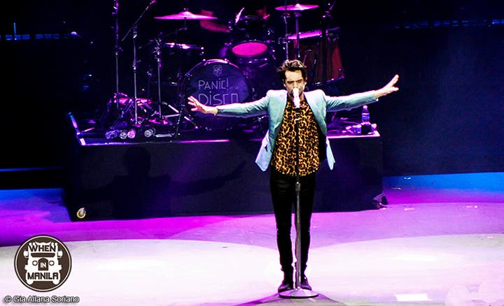 In the Mix: The 1975, Panic! At The Disco, Third Eye Blind, James Bay, Elle King, Twin Pines live in Manila - Gia Soriano