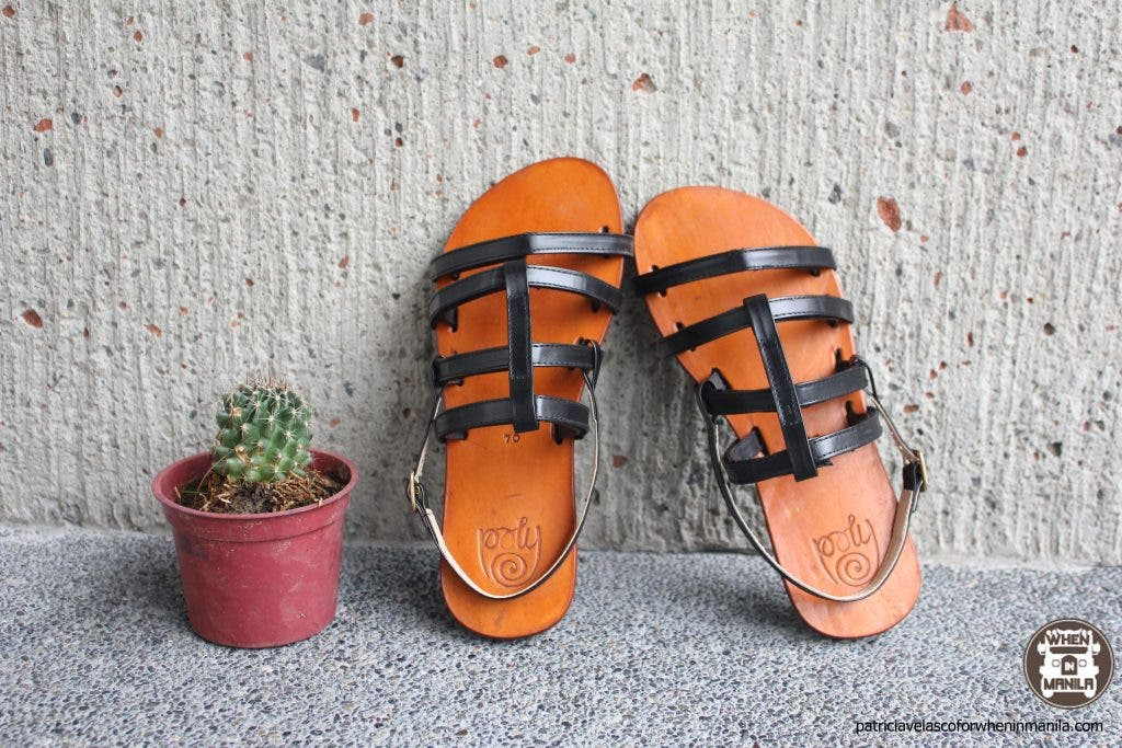 Poly Shoes