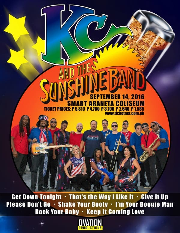 KC AND THE SUNSHINE FACEBOOK POSTER (1)