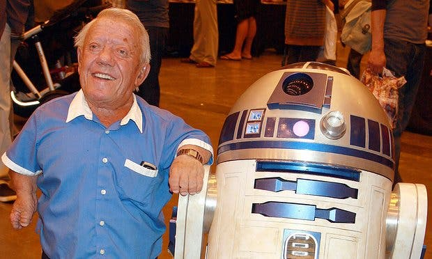Kenny Baker, the Actor Behind R2-D2 in Star Wars, Passes Away