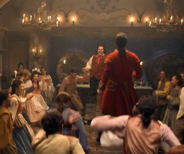 LOOK- Disney Releases New Pictures of Live-Action Adaptation of Beauty and the Beast 3