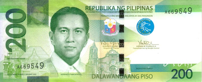 New_PHP200_Banknote_Front