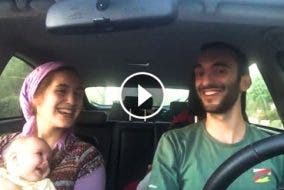 "Couple's Acoustic Cover of Matisyahu's ""One Day"" Will Give You Good Vibes All Over"