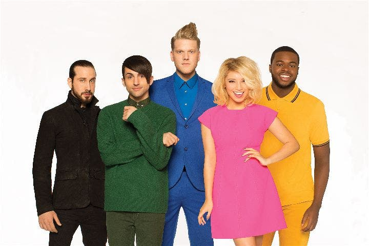 Pentatonix Live in Manila: Acapella Group to Perform at Smart Araneta Coliseum on September!