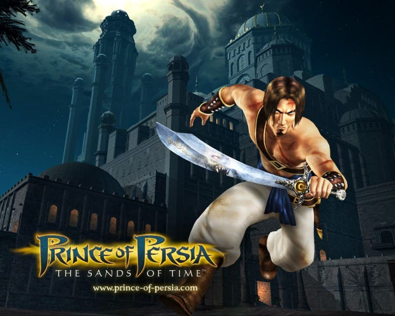 Prince of Persia pc games 2000s