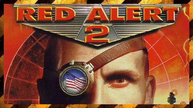 Red Alert II pc games 2000s