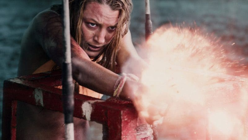 The Shallows Blake action scenes