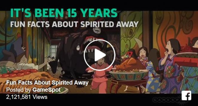 Spirited Away Turns 15 Years Old! Here are Fun Facts About the Movie