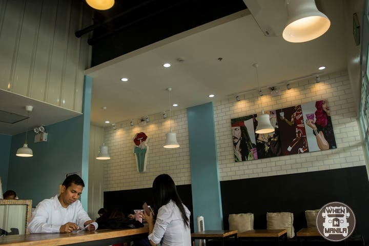 Starr's Famous Milkshakes Opens at UP Town Center!2