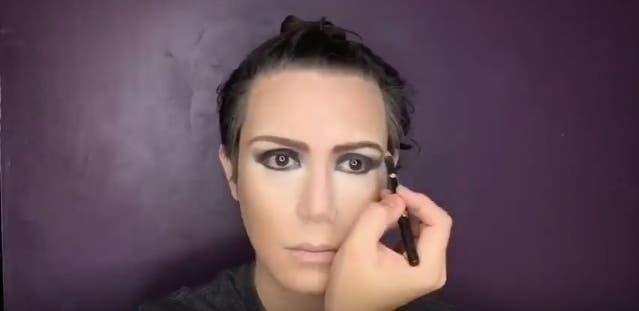WATCH- Paolo Ballesteros Shows How He Does His Makeup Transformations